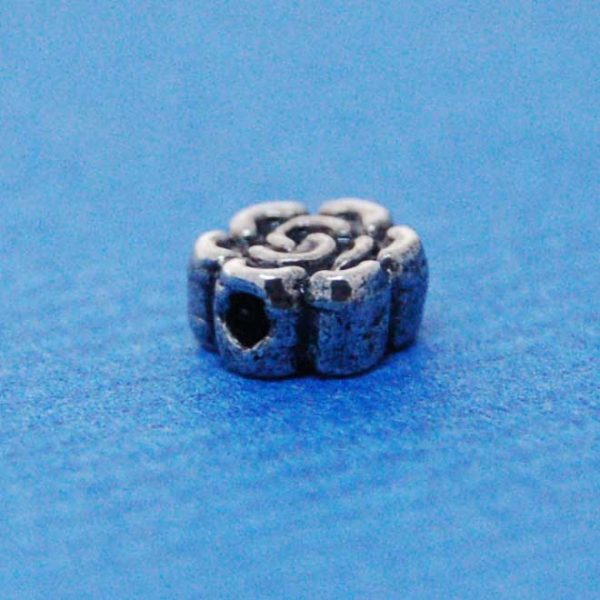Spacer Bead | Alloy (7X3.3mm)