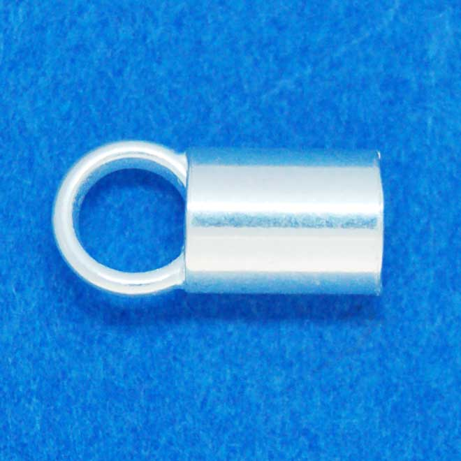 Cord End | Sterling Silver (2.5X6mm)