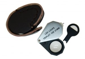 10x Loupe With Light