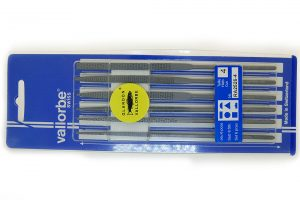 Vallorbe Wax Needle File Set 6