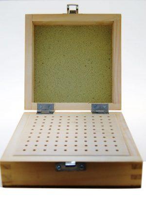 Bur Storage Box