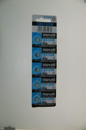 Maxell Silver Oxide Battery SR616SW