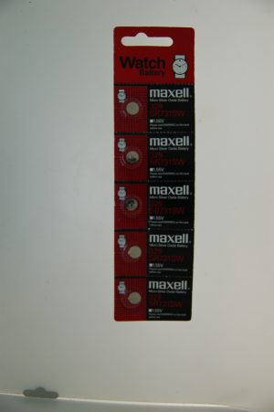 Maxell Micro Silver Oxide Battery SR731SW