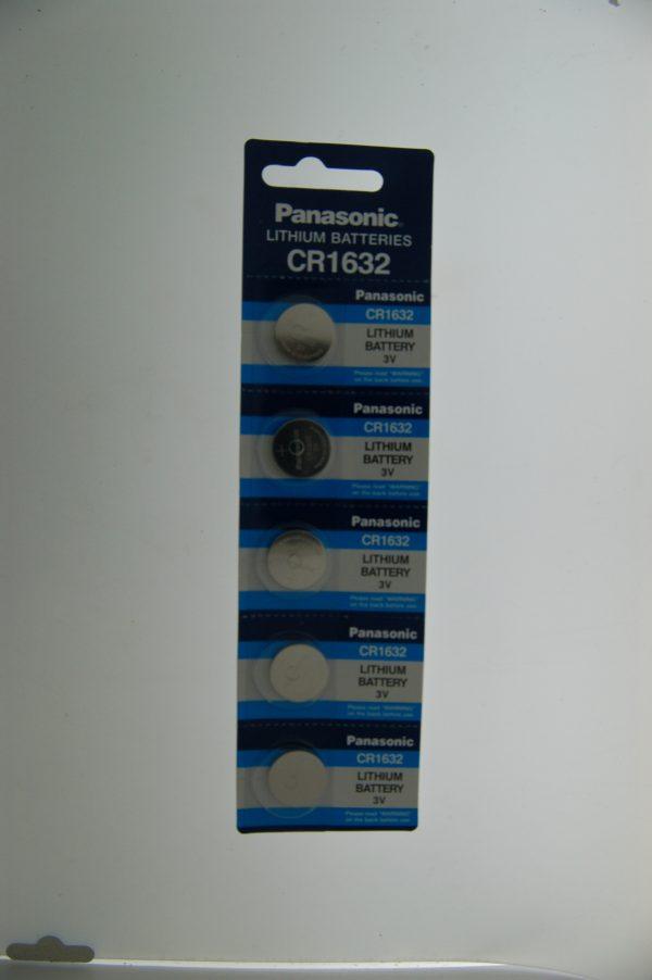 Panasonic Lithium Battery CR1632