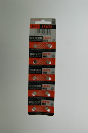 Maxell Alkaline Battery LR626