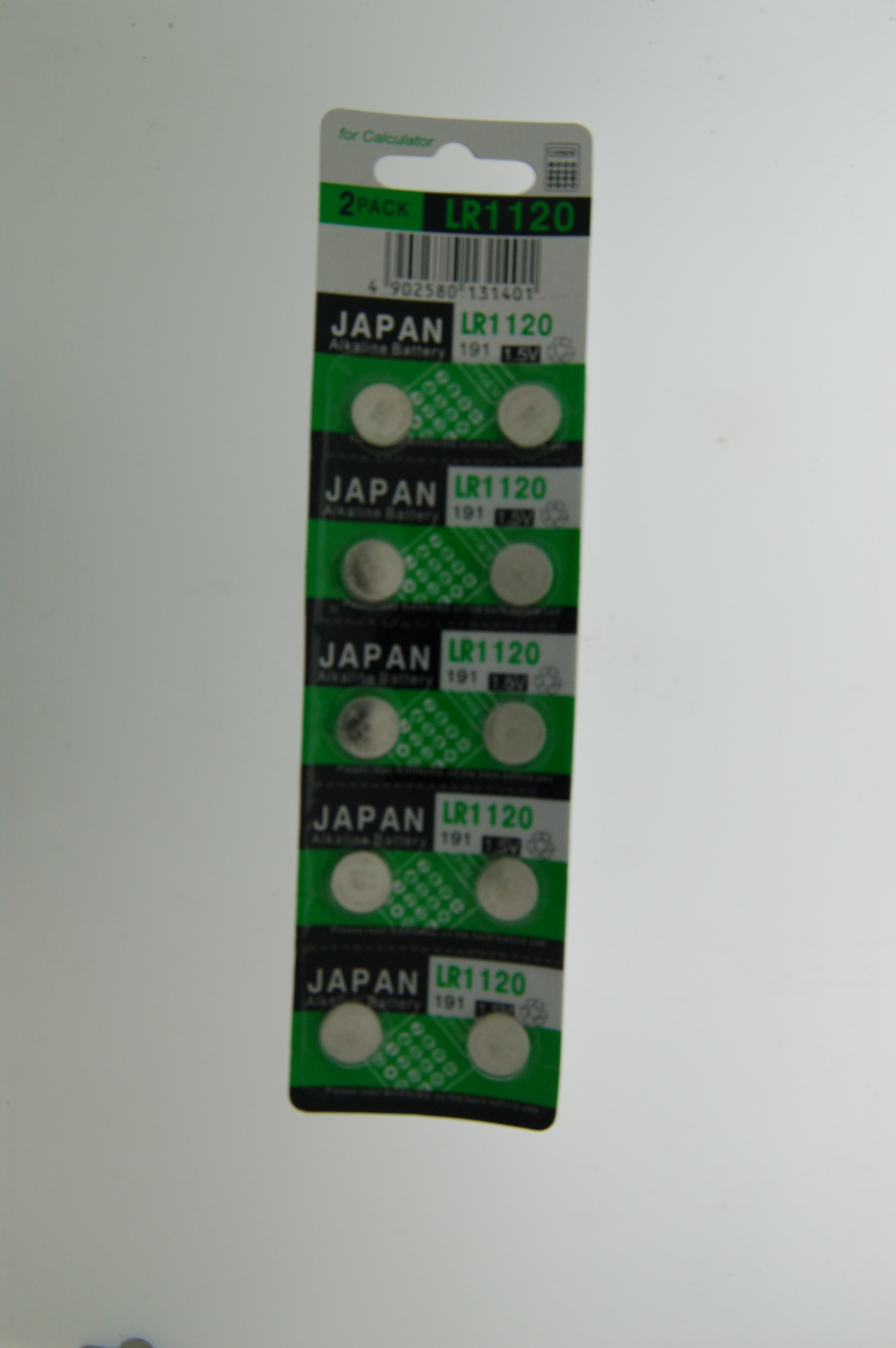 Japan Alkaline Battery LR1120