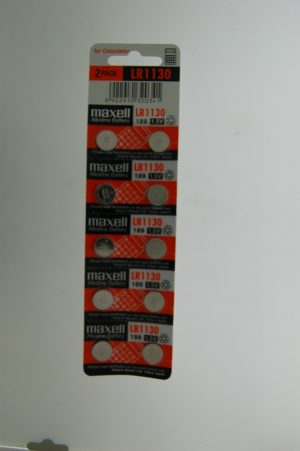 Maxell Alkaline Battery LR1130