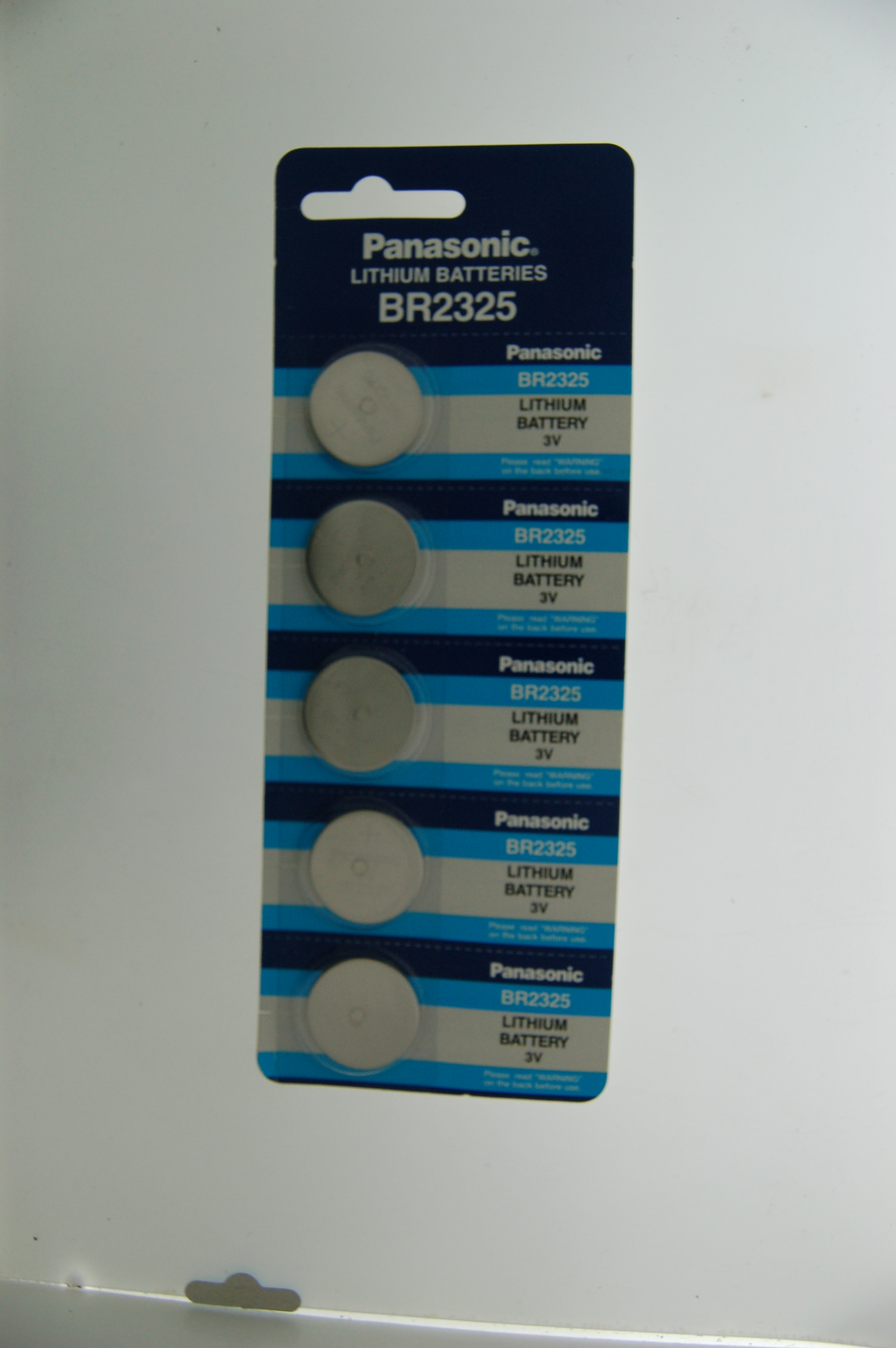 Panasonic Lithium Battery BR2325/CR2325
