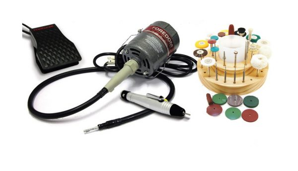 Foredom Flexishaft Pendant Drill Kit