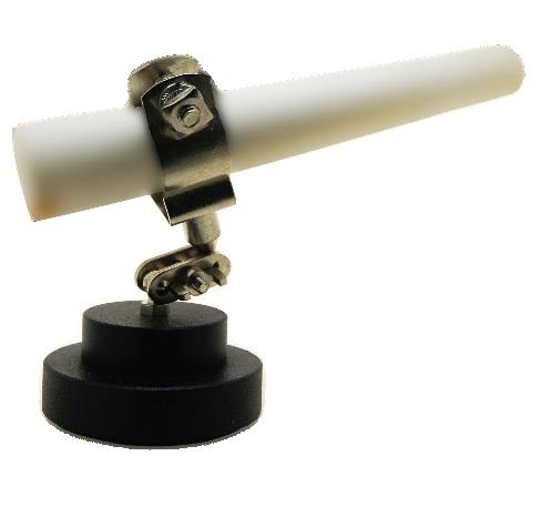 Base and holder for Ceramic Rod