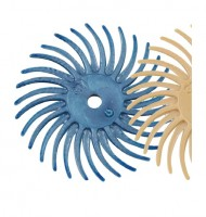 3M RADIAL BRISTLE DISC (BLUE)