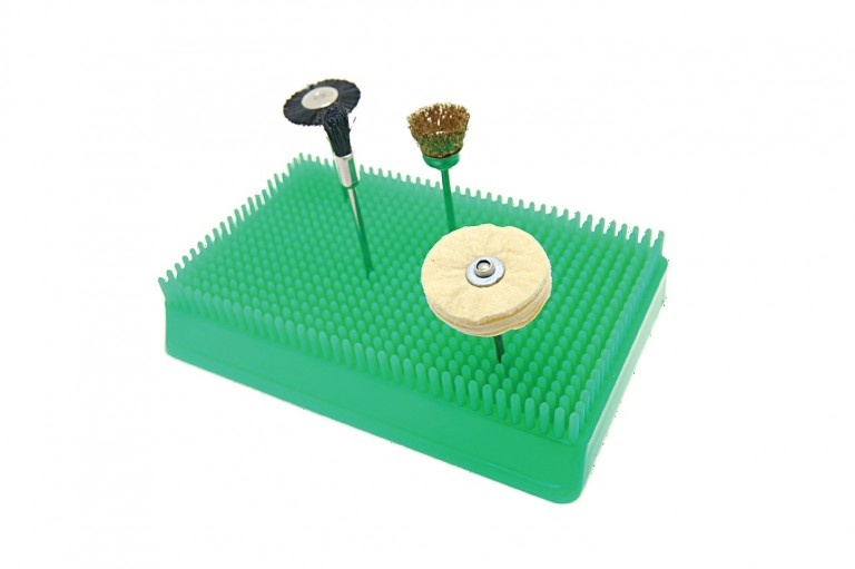 Plastic Stand for Burs