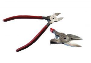 Side MTC-22 Diagonal Plastic Cutting Pliers-150mm(Flat Blade)