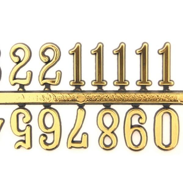 10mm Arabic Numerals Chinese Brand