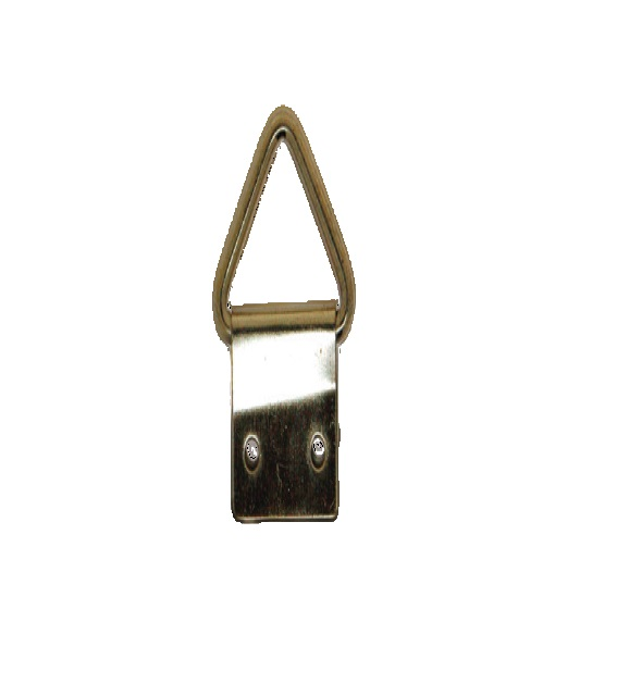 Triangle Hanger 2 holes 20x20mm with screws per 100