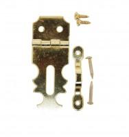 Hasp & Staple w/screws per piece