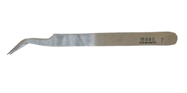 Tweezers Stainless Steel #7