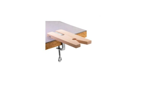 Bench Pin w/ Clamp