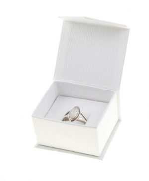 Ring Box | White
