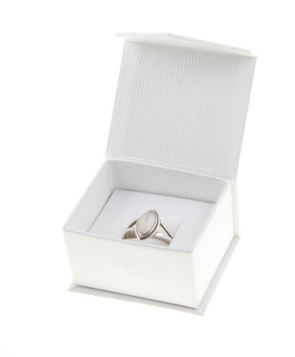Ring Box | White