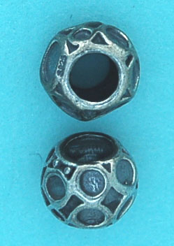 Sterling Silver Spacer Bead