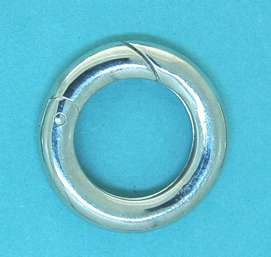 Shortener Sterling Silver 20x3.5mm
