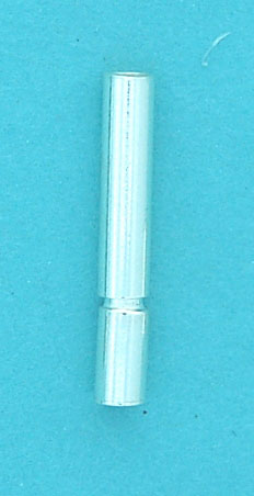 Push on Barrel Clasp 2.5x20mm