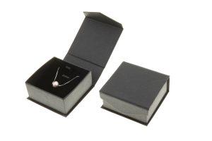 Pendant/Earring Box | Black