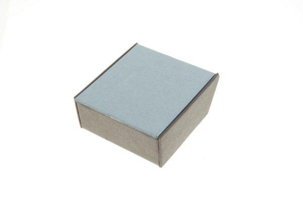 Ring Box | Teal Green and Black (close)