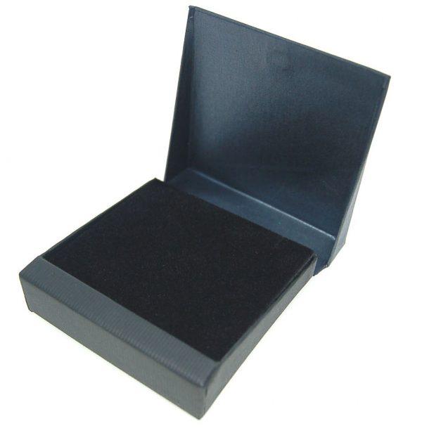 Pendant Box | Black and Grey