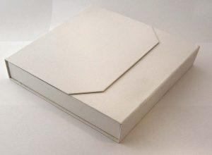 Necklet Box | White