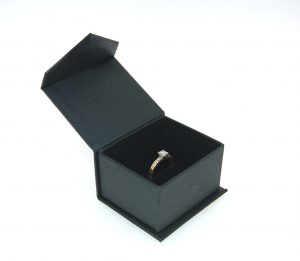 Ring Box | Black