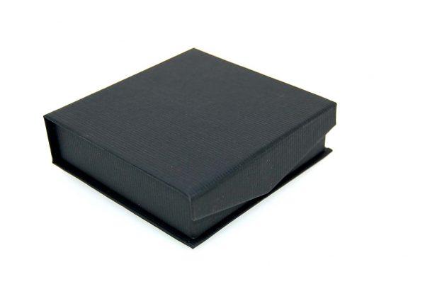 Pendant/Earring Box   Black