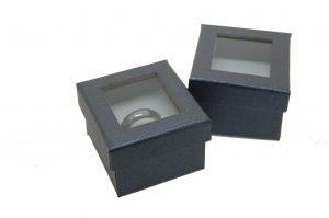 Ring Window Box | Grey