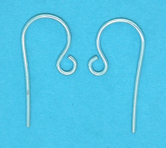 Ear Hook | Sterling Silver (Pair)