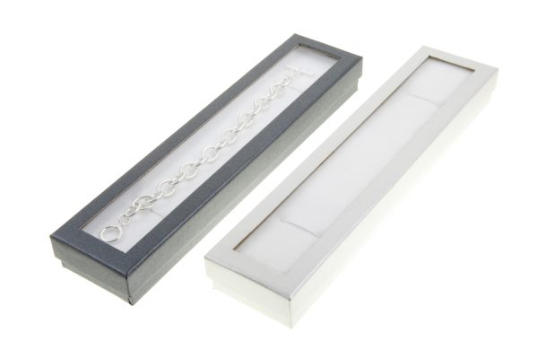 Bracelet Box | Silver