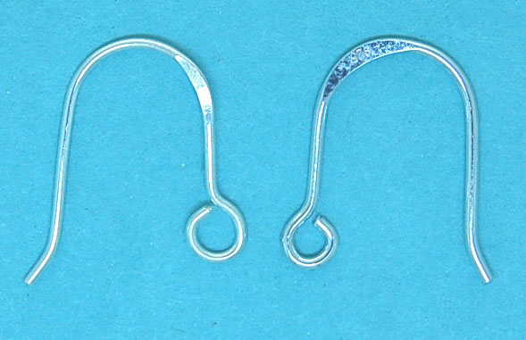 Ear wires   Sterling Silver (Pair)