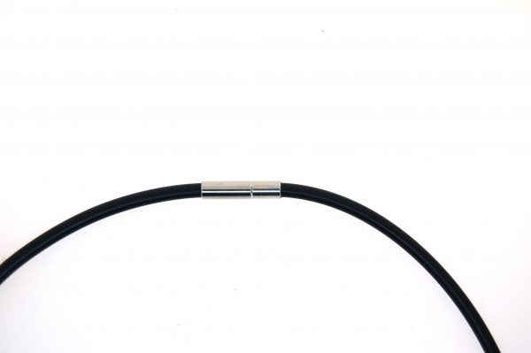 Neoprene Necklace with Pop Tube Clasp (2.0mm)