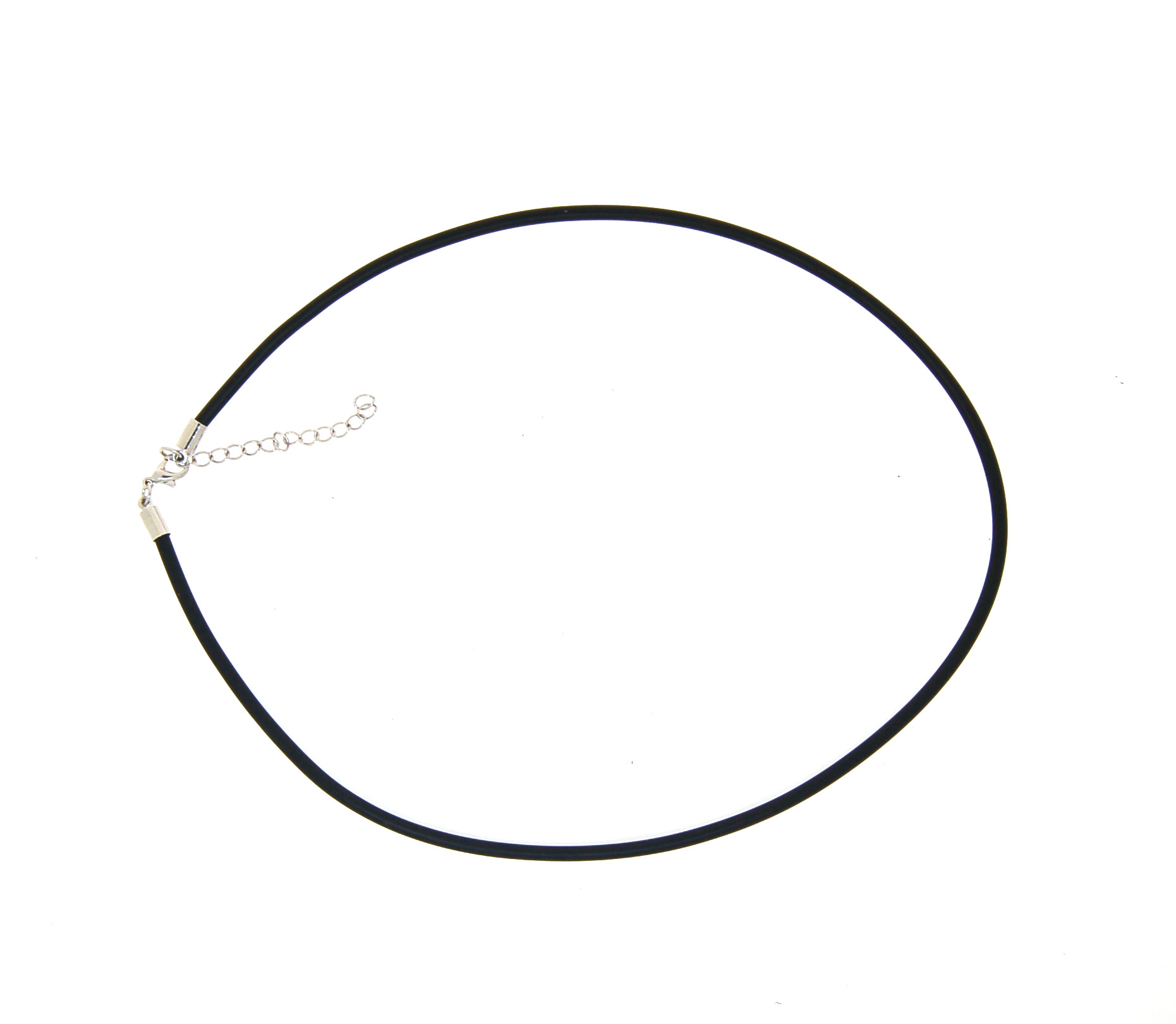Neoprene Choker 3.0mm with Parrot Clasp