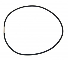 Neoprene Necklace with Pop Tube Clasp (4.0mm)