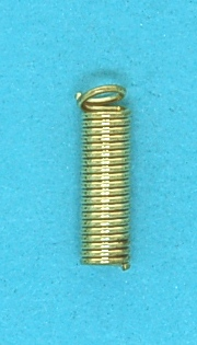 Greek Spring (2.0mm) | Gold Plated
