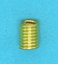 Greek Spring (3mm) | Gold Plated