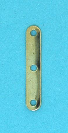 Spacer Bar 3 Row   Gilt