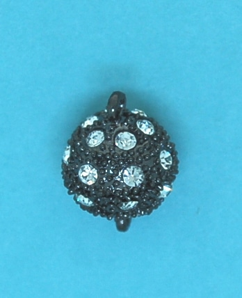 Gold/Silver Diamond Magnetic (14mm)