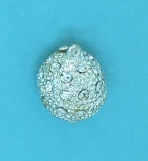 Gold/Silver Diamontie Magnetic (16mm)