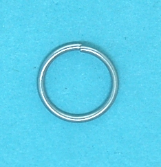 Stainless Steel Jump Ring (10mm)