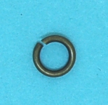 Antique Brass Jump Ring (5.0mm)