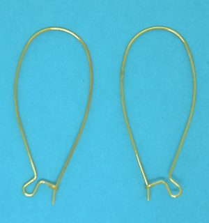 Earring Loop | Gold Plate