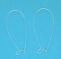 Earring Loop | SILVER PLATE