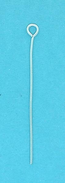 Eyepin Silver (38mm)